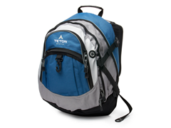 Blue Bookbag/Daypack