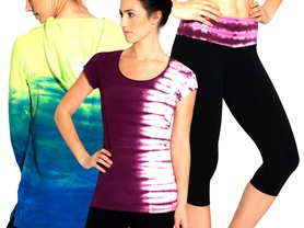 Earth Yoga Women's Apparel
