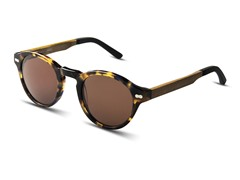 Robertson Sunglasses, Olive Oak