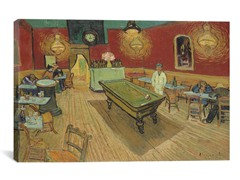 The Night Cafe by Vincent van Gogh