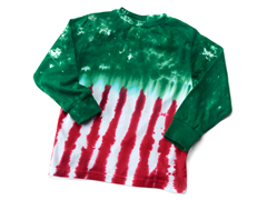 Youth Long Sleeve Tee - Peppermint
