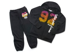 Black Fleece Set