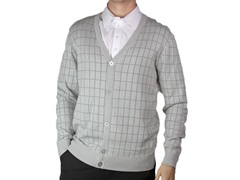 Travis Mathew Men's Palm Grey Sweater