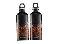 SIGG Rock the House Aluminum Bottle 2pk