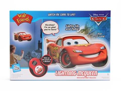 Lightning McQueen Wall Friend
