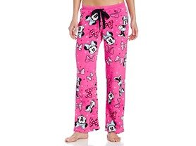 Disney Minnie Mouse Fleece Pant, L & XL