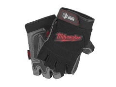 Fingerless Work Gloves, X-Large