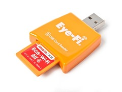 Eye-Fi Mobile 8GB Wireless Memory Card