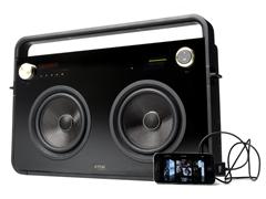 TDK 2-Speaker Boombox