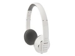 Bluetooth Headphones - White/Grey