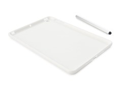 Silicone Case for iPad mini - White
