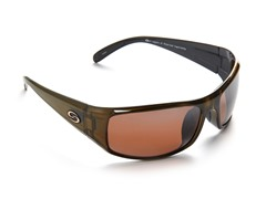 Strike King Gold/Amber Polarized Sunglasses