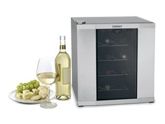 Cuisinart 16-Bottle Wine Fridge