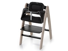 i'coo Pharo High Chair - Black / White