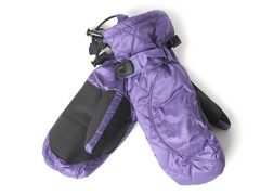 Gordini Youth Down Mittens - Purple XL