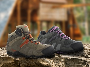 Hi-Tec Kids' Trail Boots and Shoes