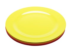"Caterina 11"" Dinner Plates S/4"