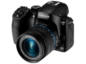 Samsung 20.3MP Camera with 18-55mm Lens