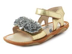 Serenna Sandal - Gold Multi