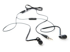FIT Earphones with Inline Microphone