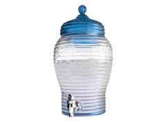 Buzz Blue Beverage Dispenser