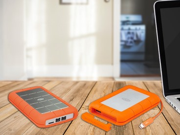 LaCie Portable Hard Drives