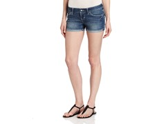 Levi's Juniors Beloved Shorty Short, Blue