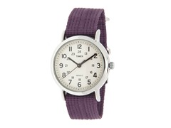 Timex Weekender Watch, Purple