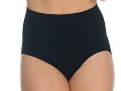 Tummy Control Brief, Black