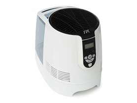 Digital Evaporative Humidifer White/Black