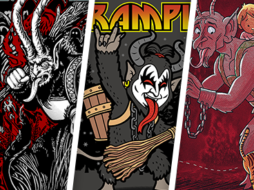 Krampus T-Shirts