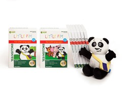 Volume 1 & 2 Sets w/ Panda - English/ESL