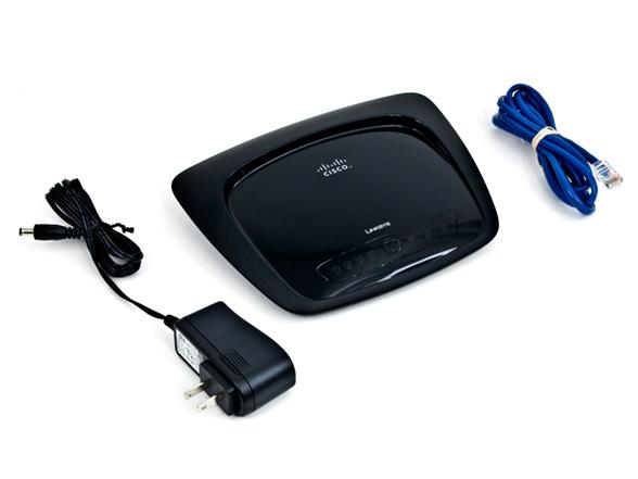 how to connect to linksys router