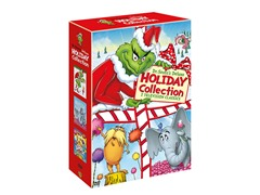 Dr Seuss's Deluxe Holiday DVD Collection