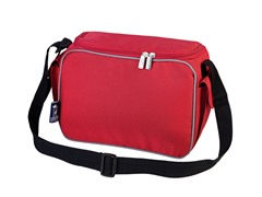 Lunch Cooler - Cardinal Red