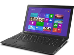 "Toshiba 15.6"" Quad-Core Laptop"