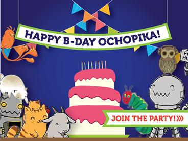 Artist Spotlight: Ochopika
