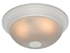 Ashbury Bath Fan, White Imperial Bronze