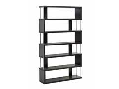 Barnes Six-Shelf Bookcase