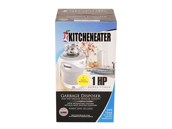 Kitcheneater ke1pc 1 hp garbage disposal for How to tell if garbage disposal motor is burned out