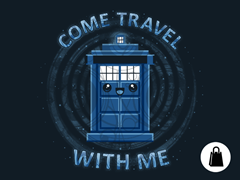 Travel With Me Tote