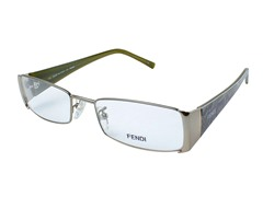 Unisex Optical Frame, Silver