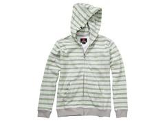 Cha Cha Two Stripe Hoody