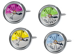 Rösle Steak/Meat Thermometers - Set of 4