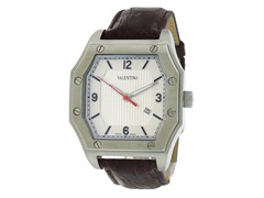 Valentino Men's White Dial Watch