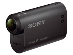 Sony Full HD Action Cam with Wi-Fi