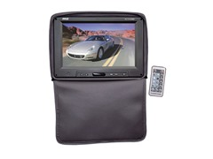 "Adjustable Headrest w/ 11"" TFT/LCD Monitor"