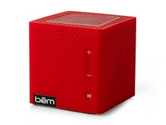 Bluetooth Mobile Speaker - Red