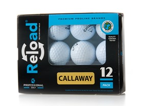 Callaway Mix Golf Balls 12-Pack