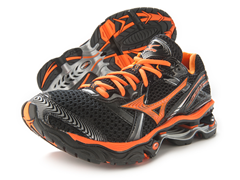 Mizuno Wave Creation 12, Black/Orange